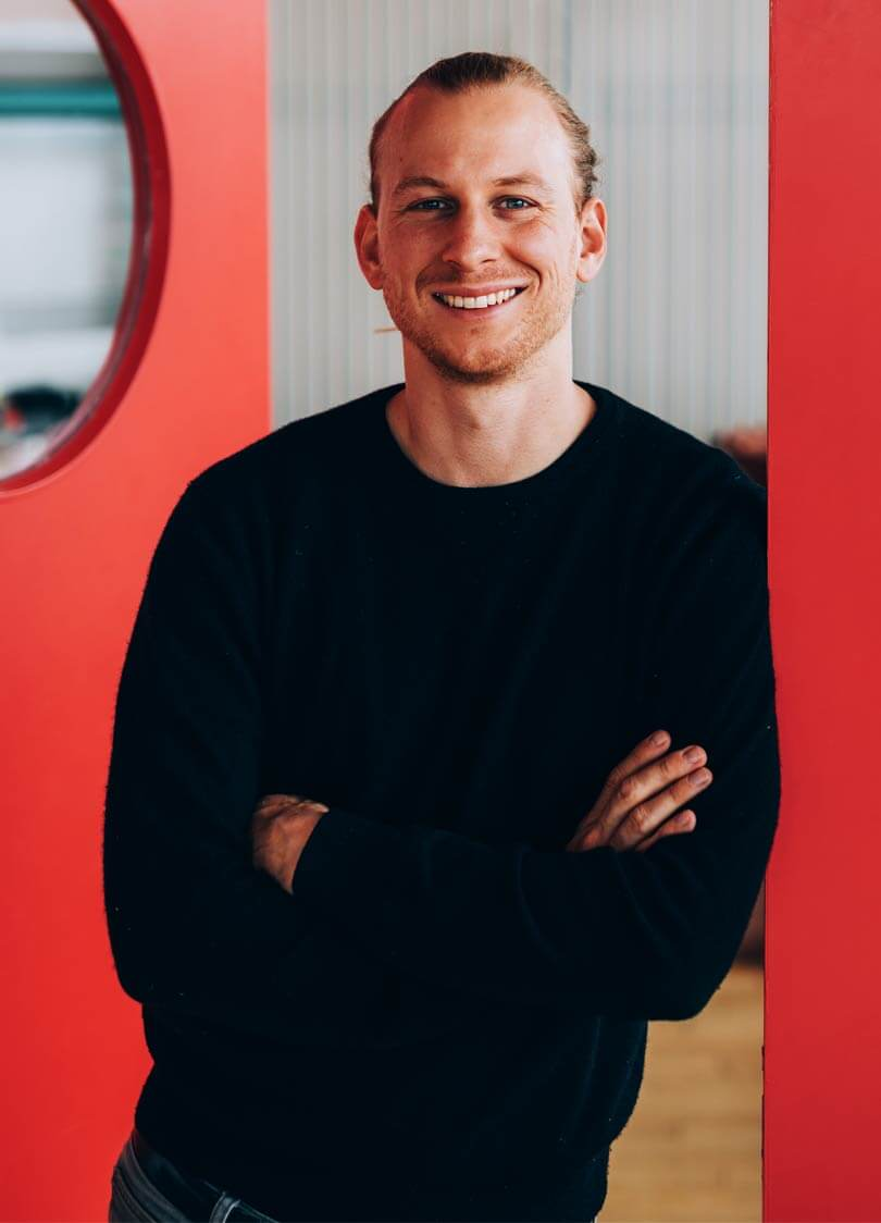Christoph Gerber founder of Talon.One