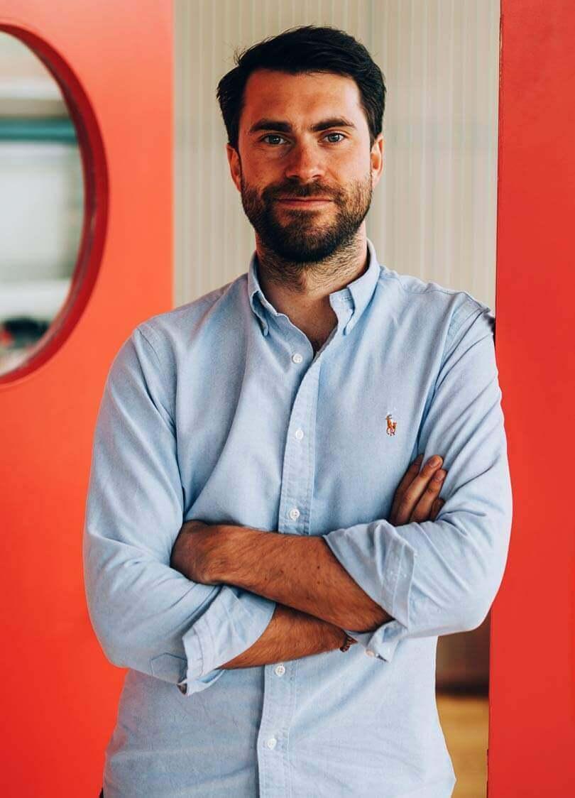 Sebastian Haas founder of Talon.One