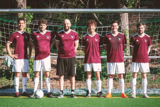 Startup Football Team