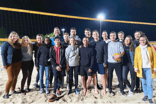 Volley Night Team Event