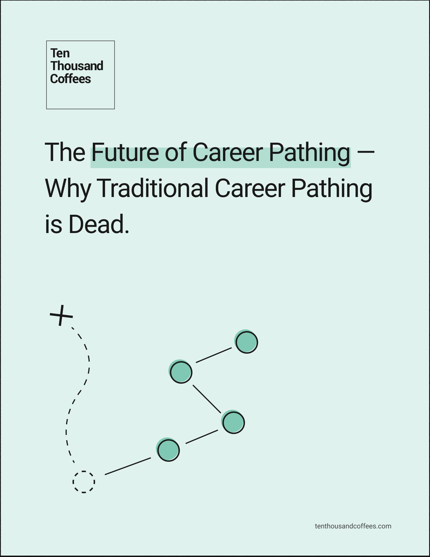 Future of Career Pathing ebook