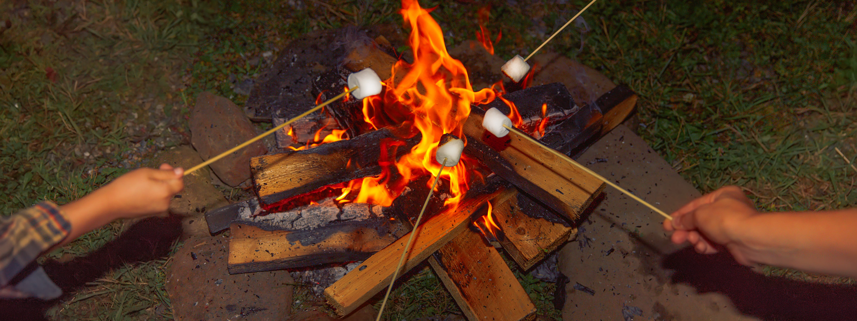 Celebrate the end of summer at Back to School Campfire