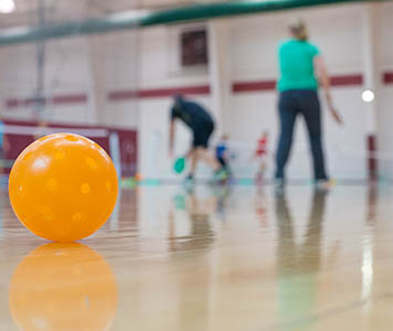 Stay fit and active this fall with adult pickleball!