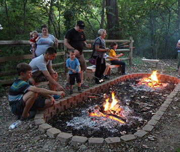 Fire up the fall spirit with Heritage Farm's Harvest Bonfire