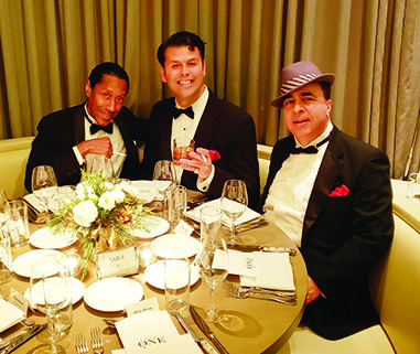 Live it up at the Rat Pack Supper Club