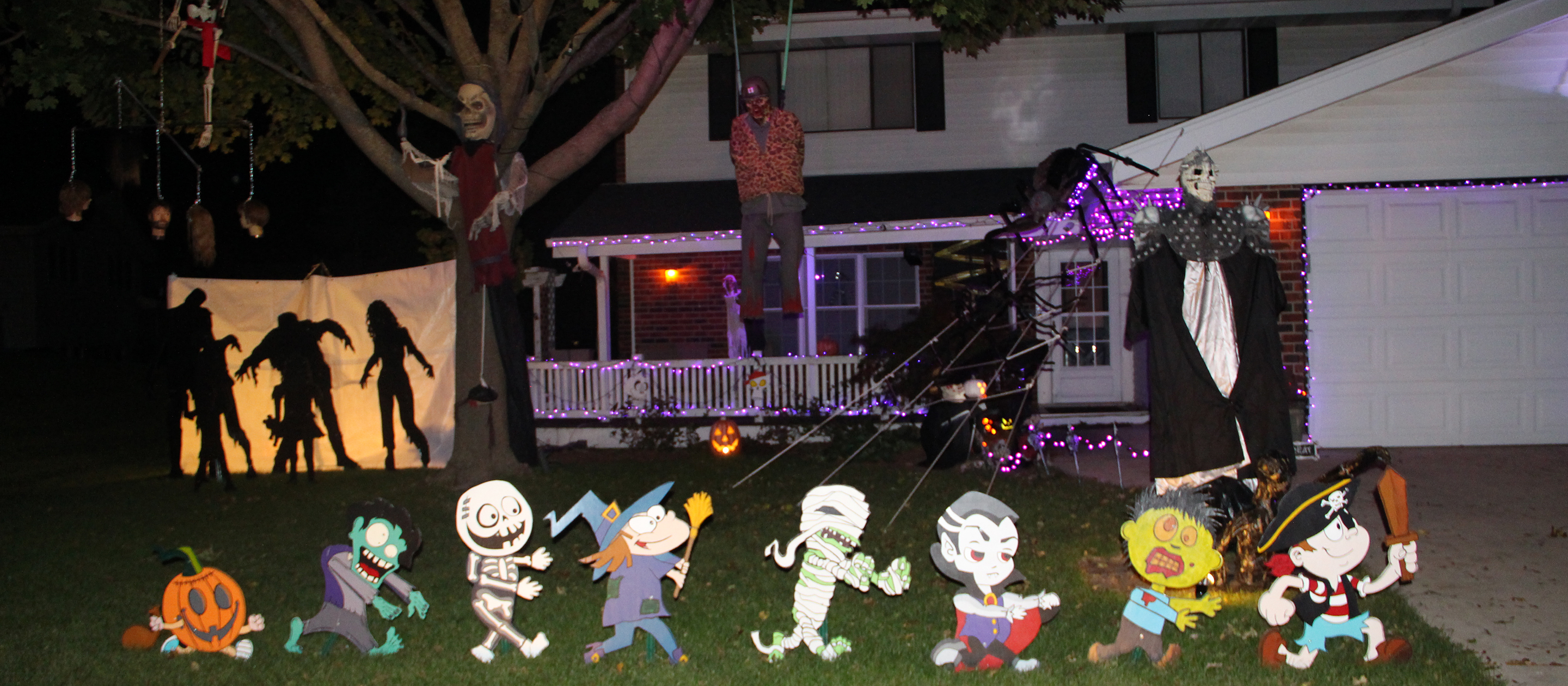 Showcase your ghoulish creativity with Halloween House Decorating Contest