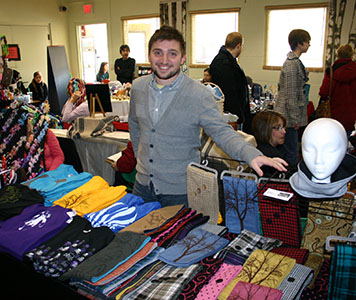 Get your hands on unique creations at Holiday Craft Fair!