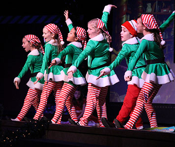 Delight in the holiday spirit at The North Pole Holiday Spectacular