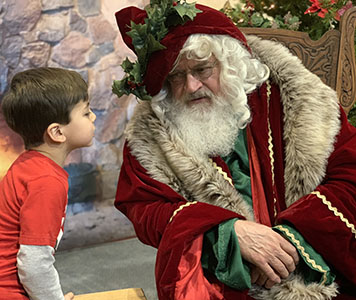 Take a wholesome trip to an 1880s Christmas in the Valley