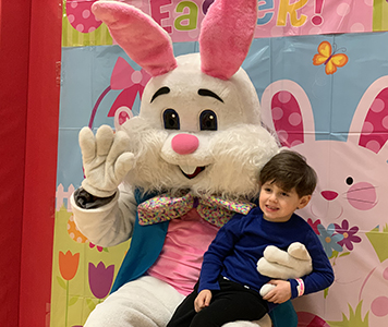 Spring fun returns with a bunny themed bash!