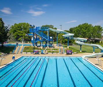 Meineke Pool Opens July 10