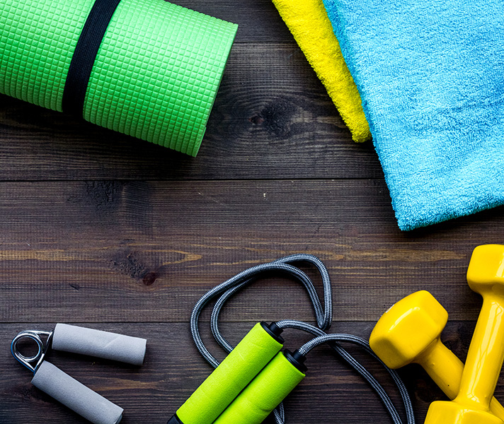 Group Fitness Is Back!