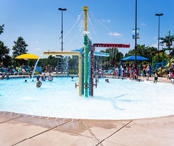 Schaumburg Park District pools now open!