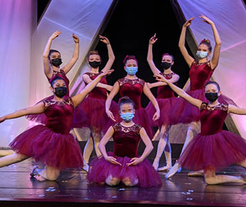Dance Competition Results