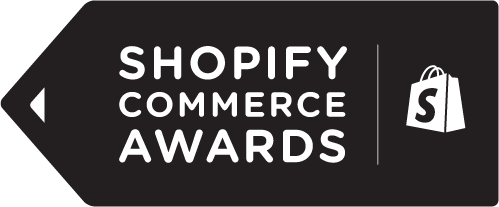 Shopify Commerce Awards Badge