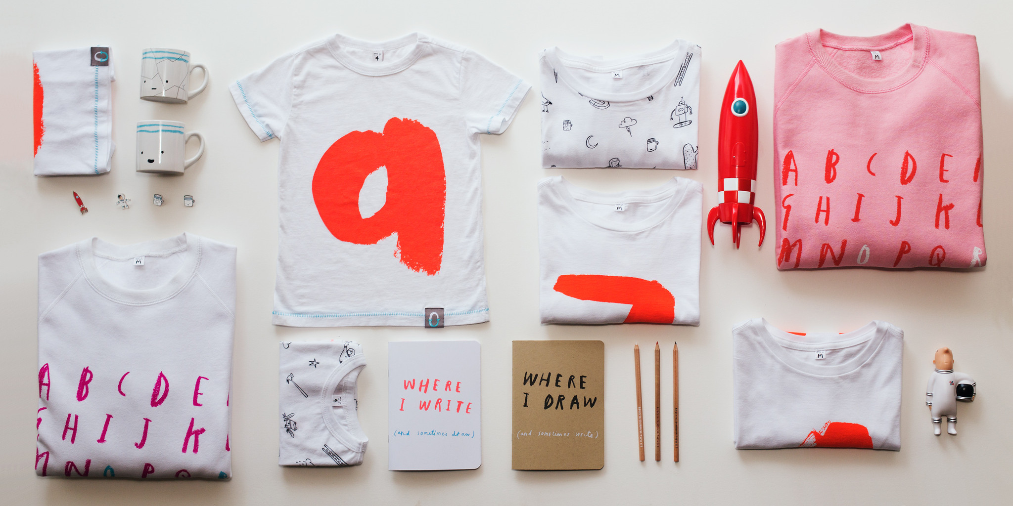 Oliver Jeffers Shopify Site
