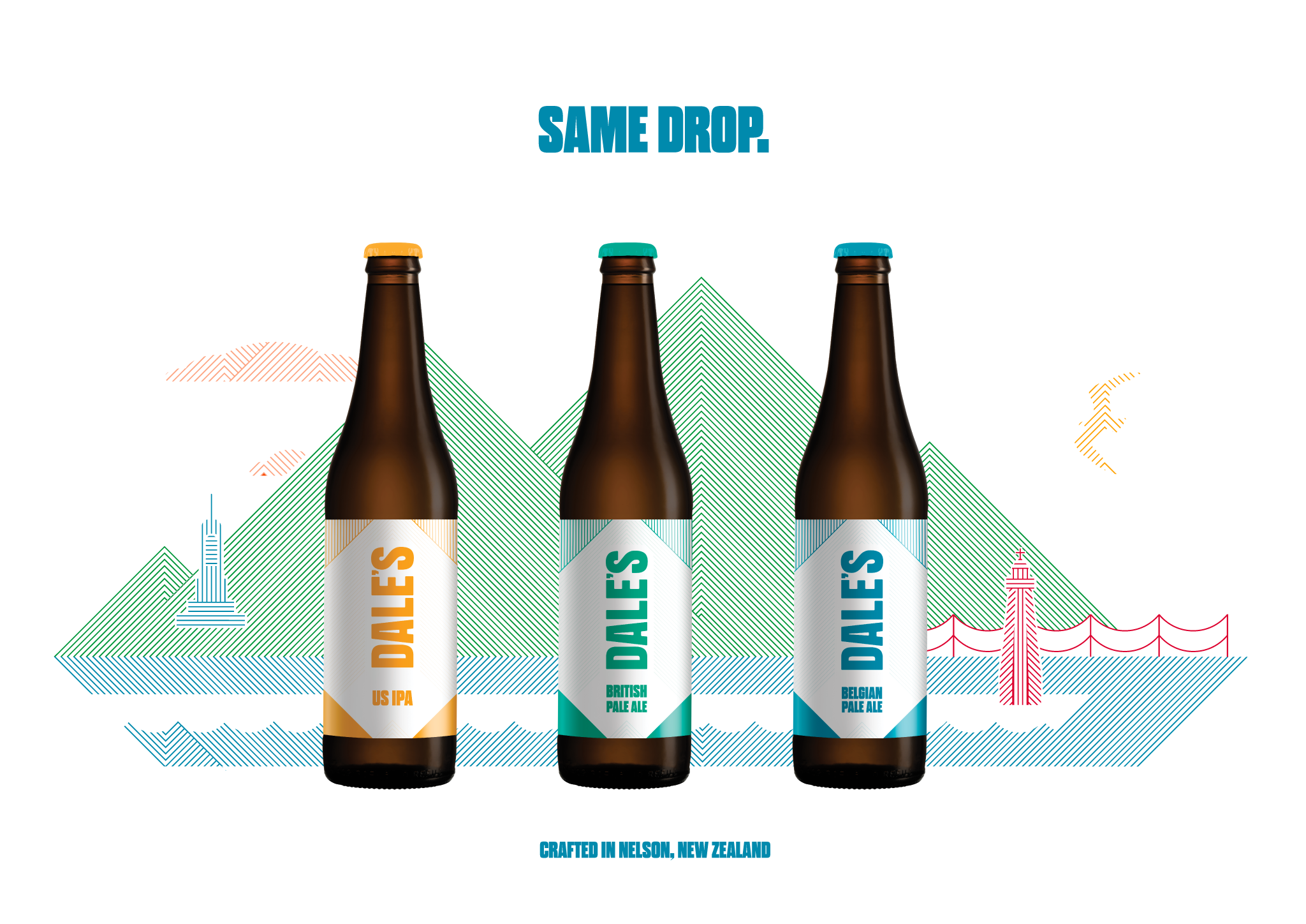 Dale's Brewing Packaging