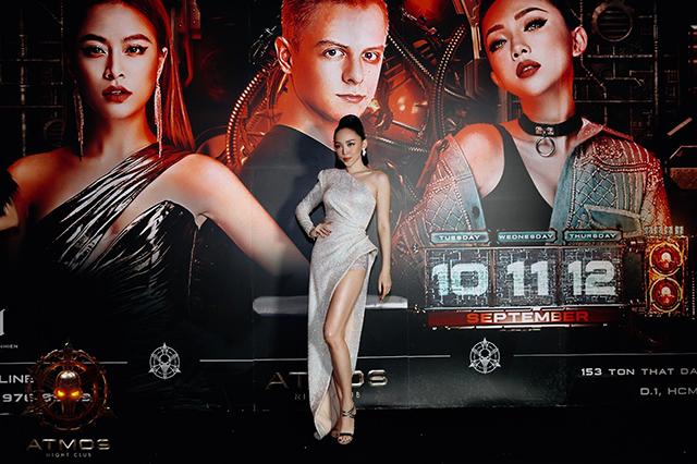 ATMOS CLUB - Trải nghiệm nightlife hoàn toàn khác biệt tại Sài Gòn