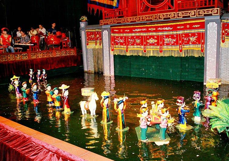 Hanoi-Water-Puppet-Theatre