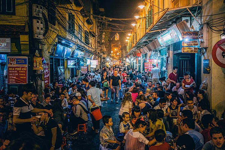 Hanoi-nightlife