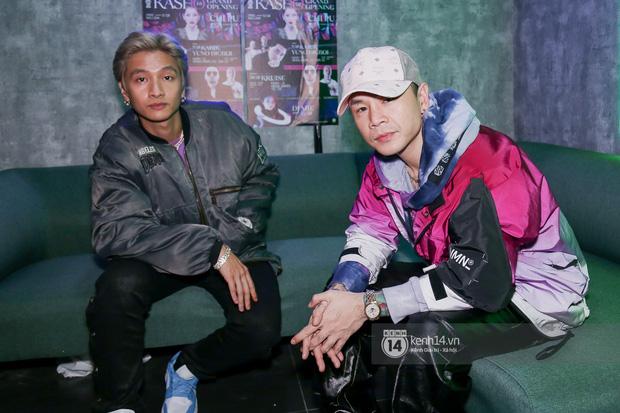 1 ngày sau khi bị loại, Binz rủ rê 16 Typh cùng rap Bigcityboi trên sân khấu, nguyên dàn thí sinh Rap Việt bất ngờ đến chung vui! - Ảnh 2.