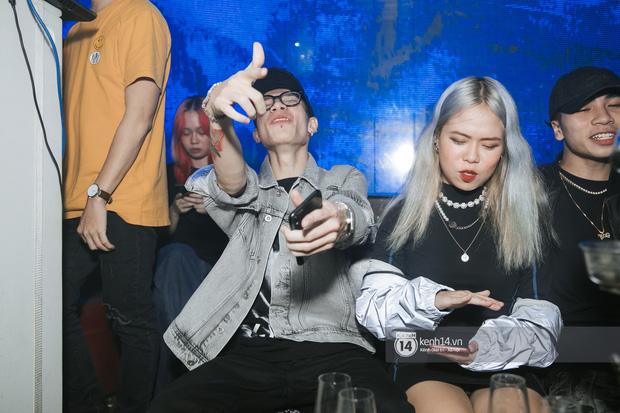 Trước ngày chiến nhau tại Rap Việt, MCK và TLinh diễn chung siêu ngọt ngào, một thí sinh team Binz bất ngờ xuất hiện collab! - Ảnh 3.