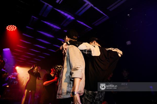 Trước ngày chiến nhau tại Rap Việt, MCK và TLinh diễn chung siêu ngọt ngào, một thí sinh team Binz bất ngờ xuất hiện collab! - Ảnh 21.