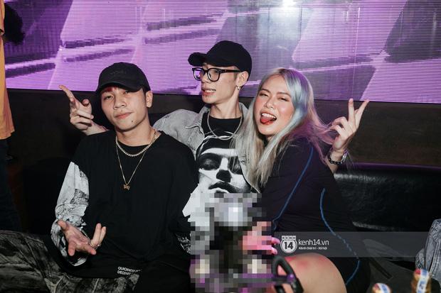 Trước ngày chiến nhau tại Rap Việt, MCK và TLinh diễn chung siêu ngọt ngào, một thí sinh team Binz bất ngờ xuất hiện collab! - Ảnh 23.