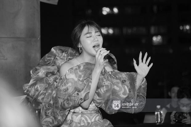Văn Mai Hương quên lời tai hại khi trình diễn hit của Lady Gaga và cái kết nổi da gà, tự tin bắn rap rất gì và này nọ - Ảnh 6.