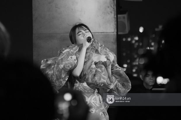 Văn Mai Hương quên lời tai hại khi trình diễn hit của Lady Gaga và cái kết nổi da gà, tự tin bắn rap rất gì và này nọ - Ảnh 7.