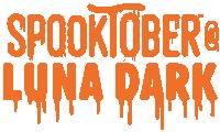 Spooktober @ Luna Dark logo