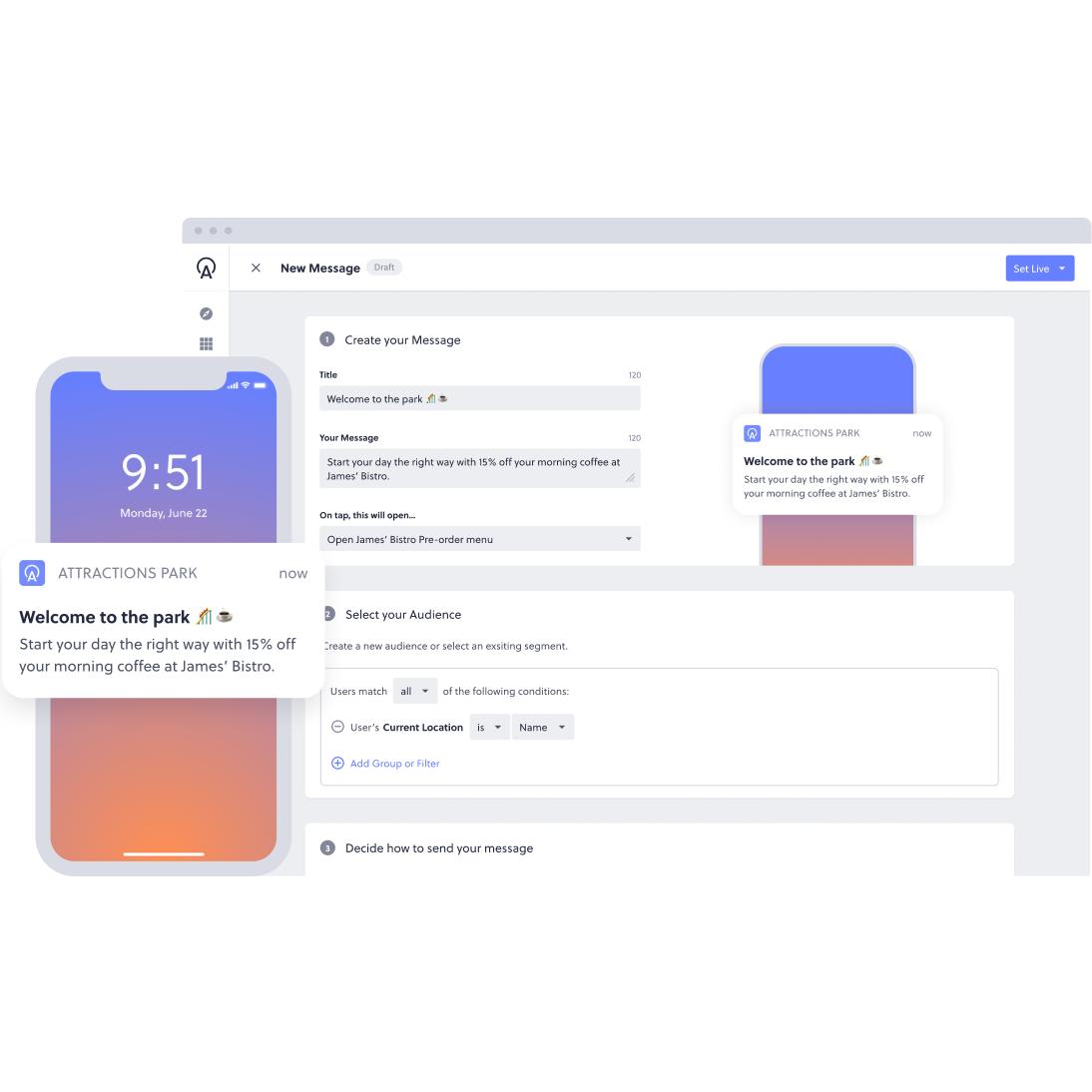 The messaging platform inside Connect