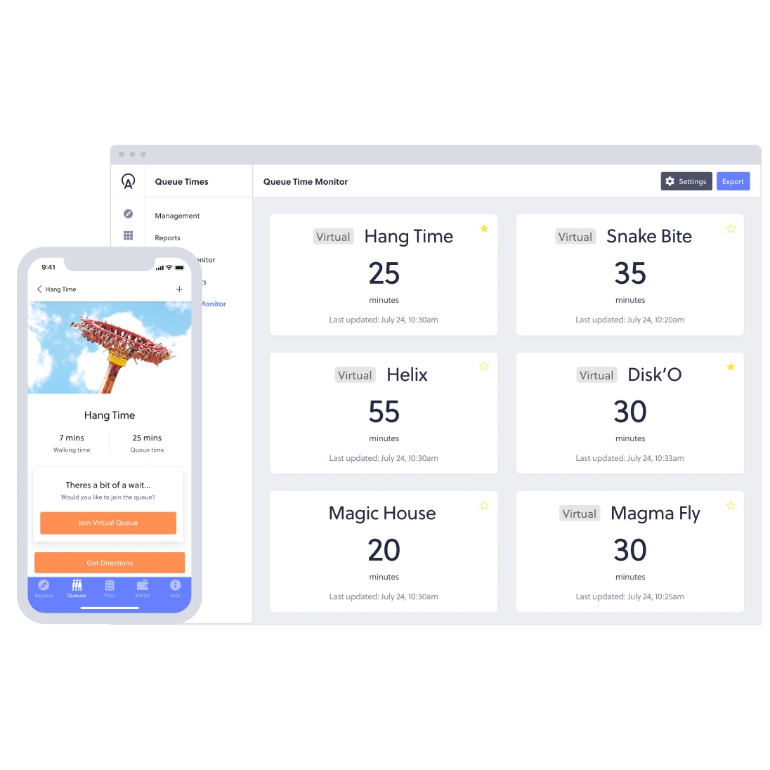 mobile food ordering up sells