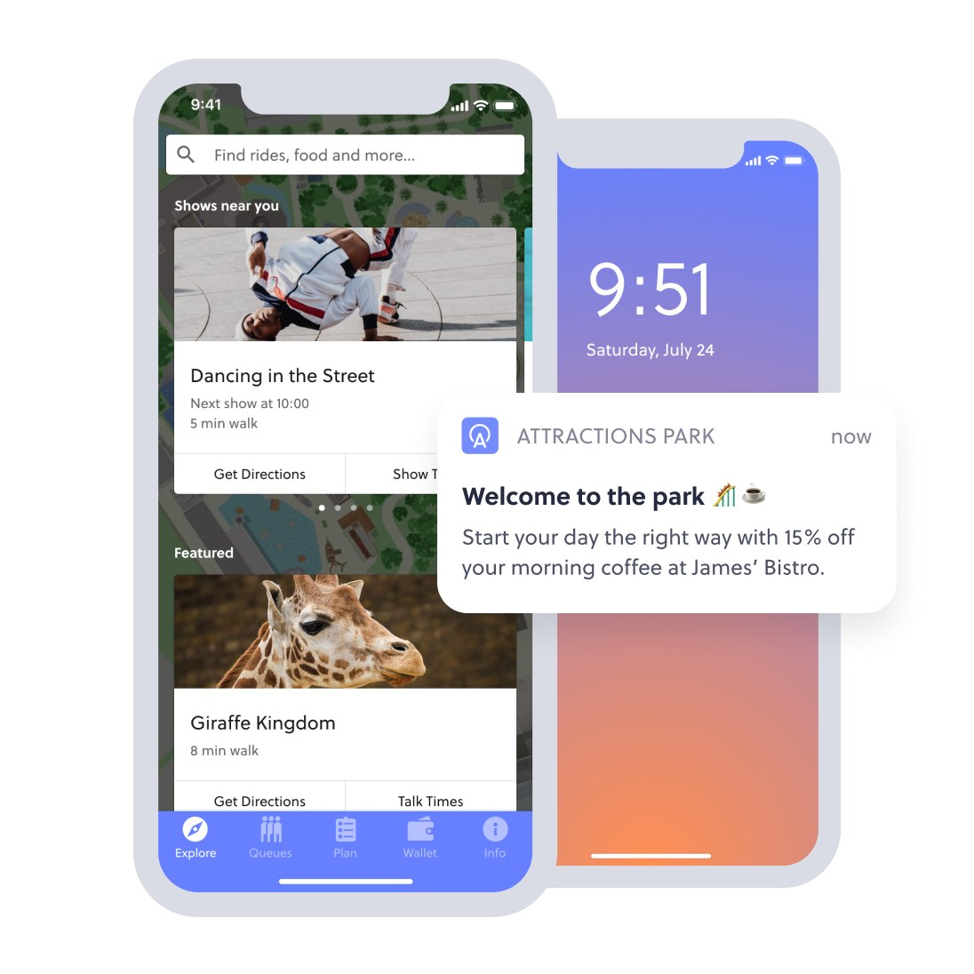 in app messaging and notifications