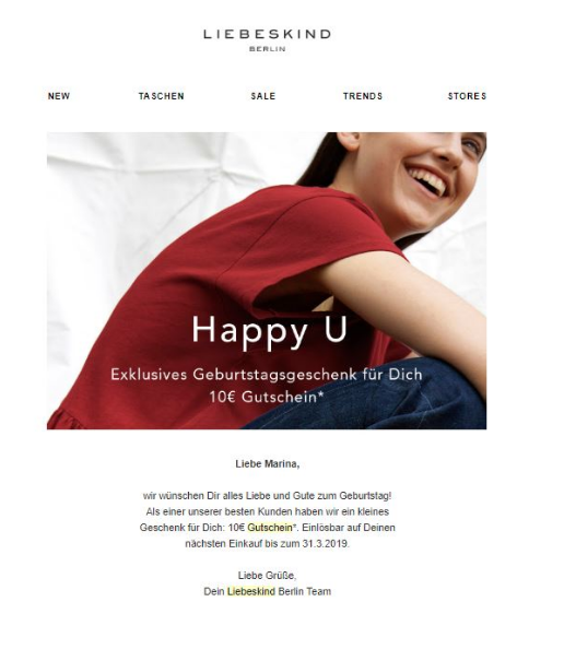 Liebeskind coupon code