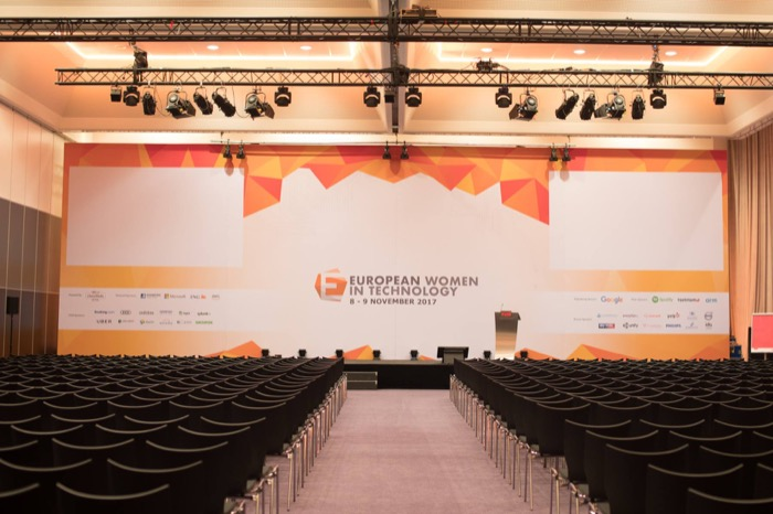 Picture of Conference main stage