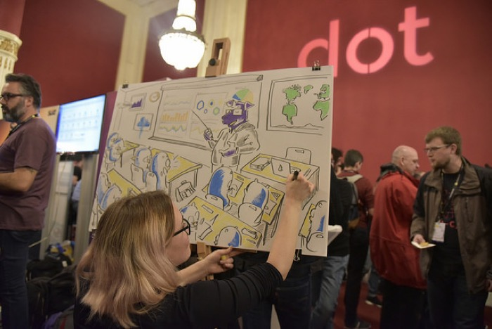 Illustrator from Dot Go conference
