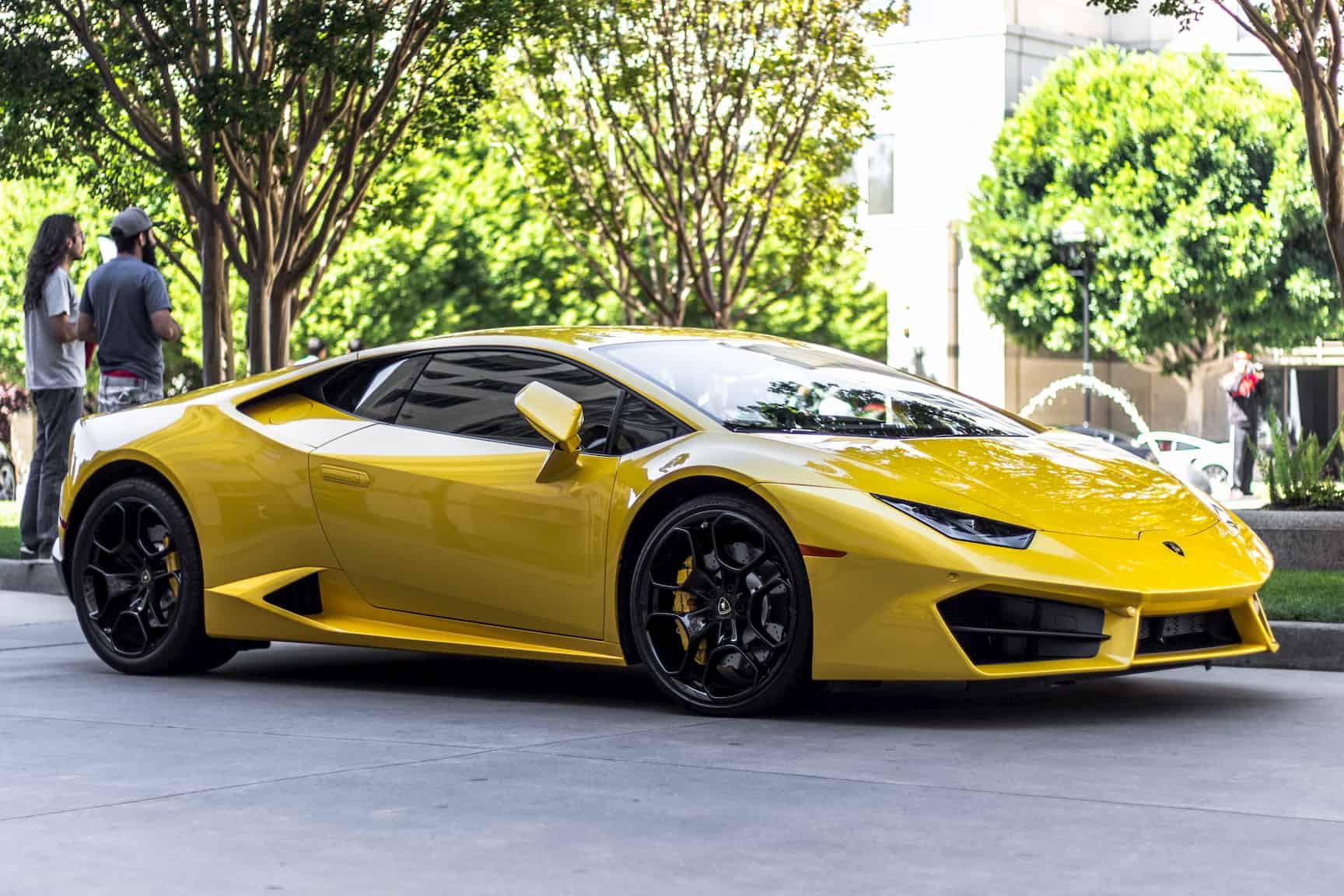 Lamborghini marketing customer experiences