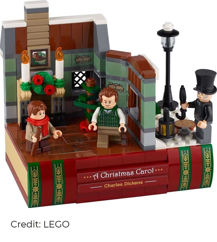 LEGO Christmas promo set