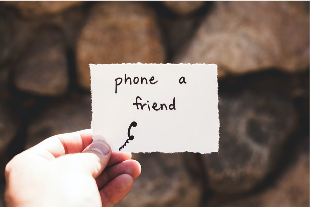 Ethical referral incentives phone friends
