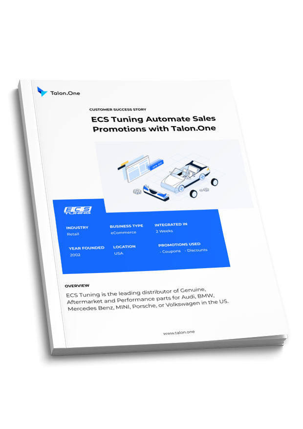 Get Your Free ECS Tuning Case Study Now