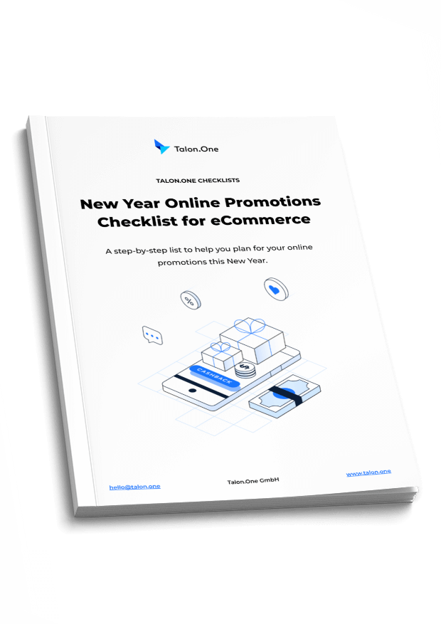 New Year Online Promotions Checklist for eCommerce
