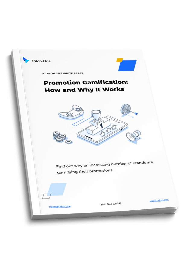 Talon.One Gamification White Paper Cover
