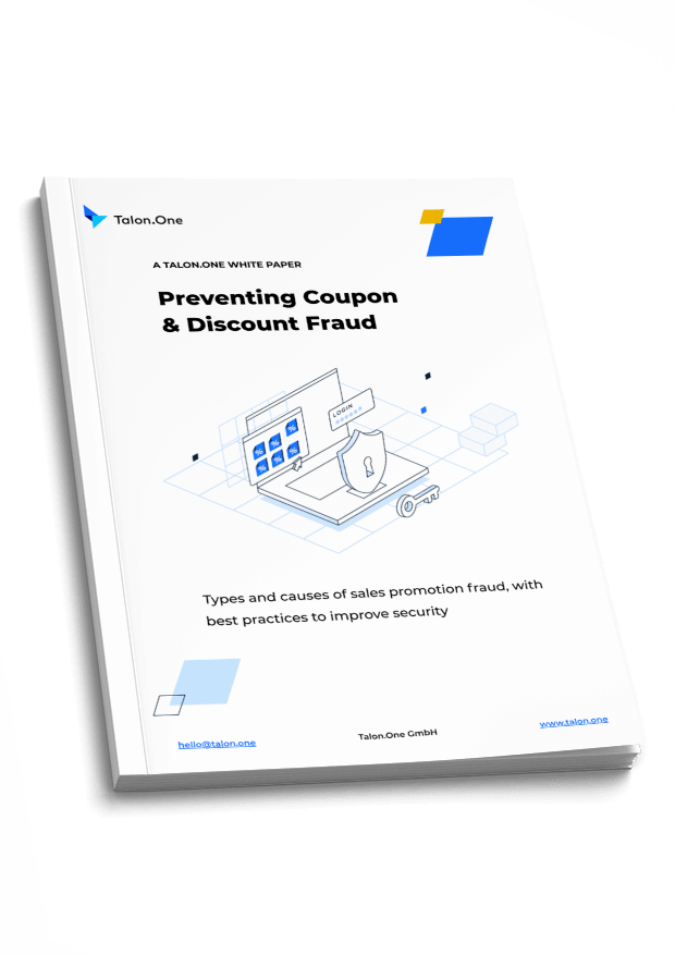 Coupon and discount fraud white paper to build more secure promotions