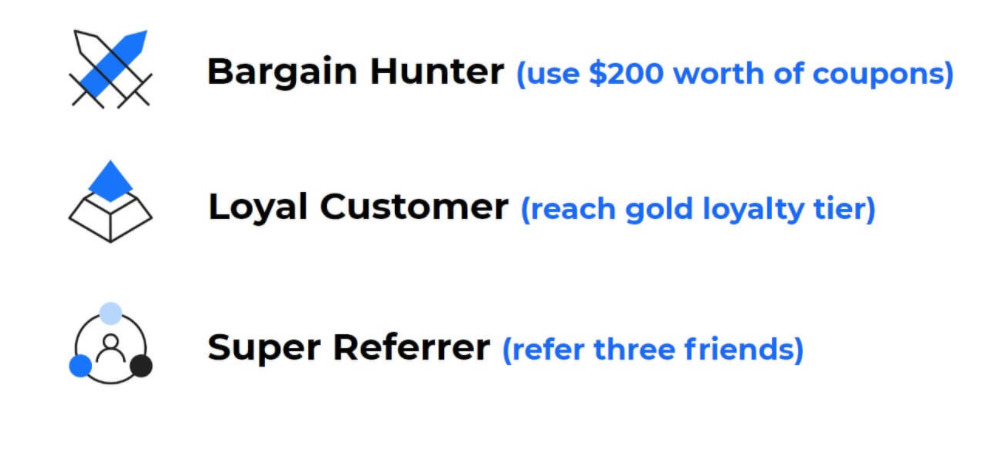 Tiered loyalty programs