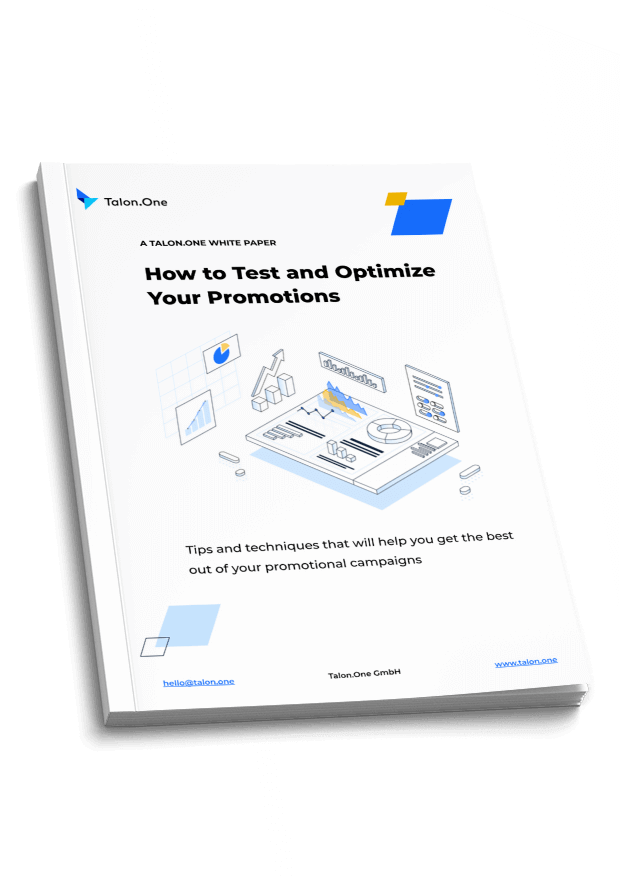 Cover of How to Test and Optimize Your Promotions White Paper