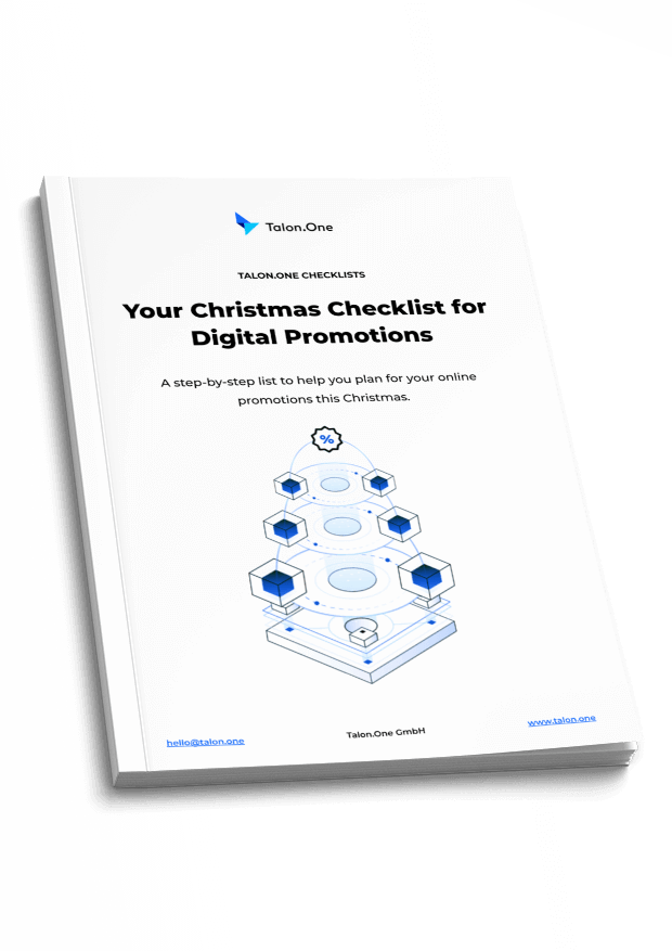 Your Christmas Checklist for Digital Promotions