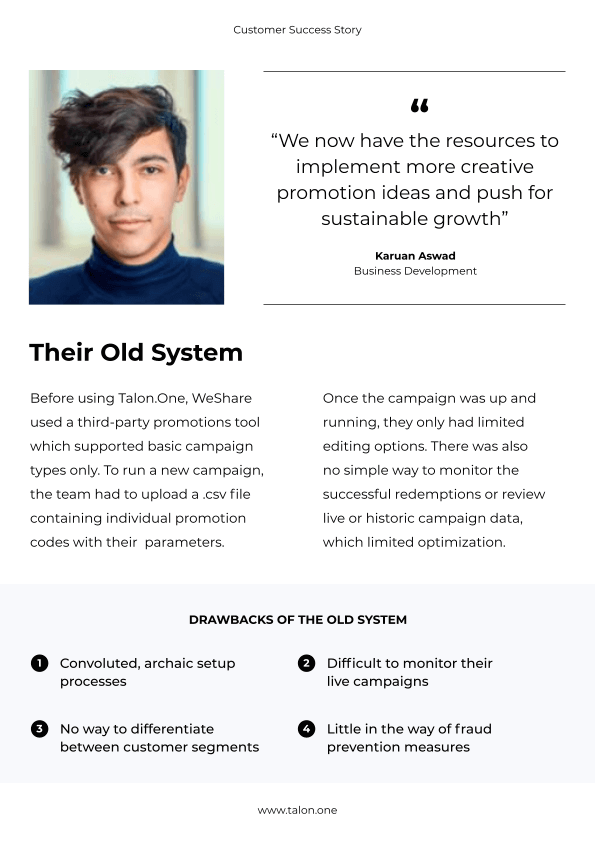 What to expect from the WeShare referral Case Study