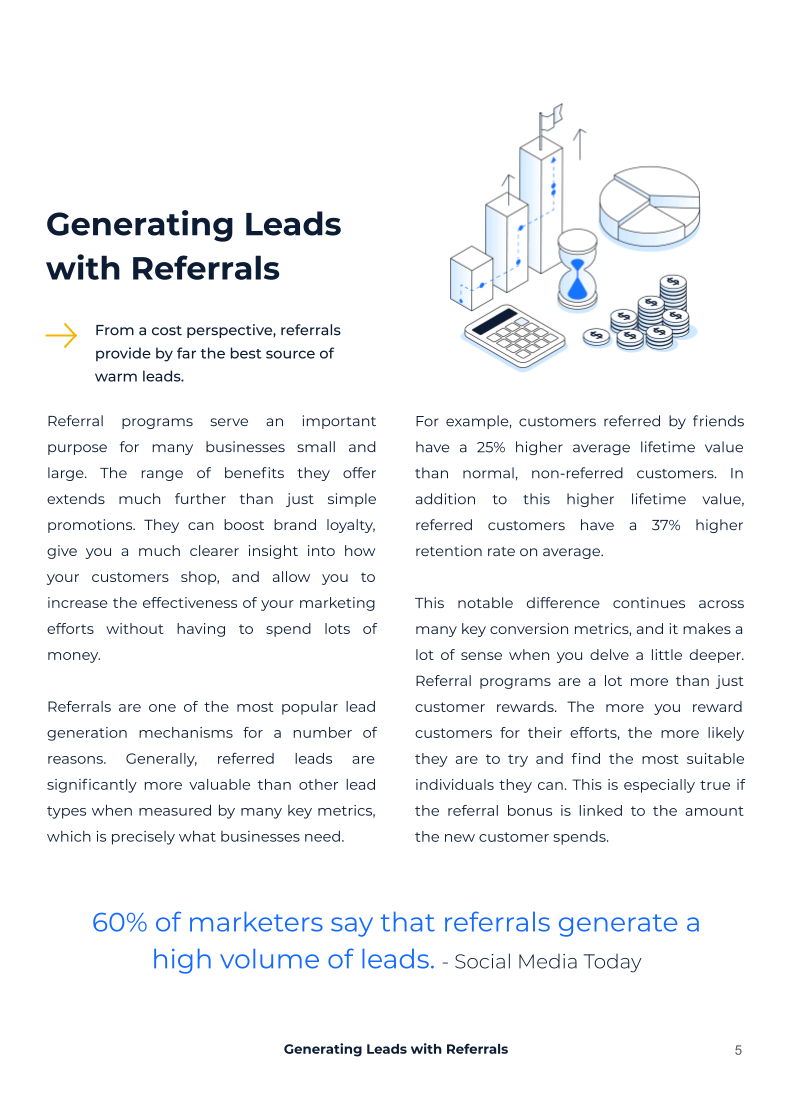 What you'll learn from our referral White Paper