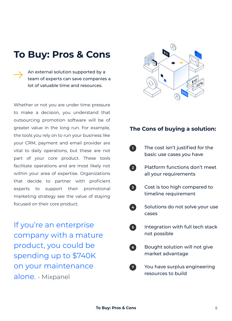 What you'll learn from our promotion software White Paper
